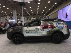 Ford Explorer MVX