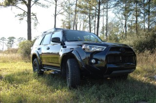 The TForce 4Runner. Photo by Toyota