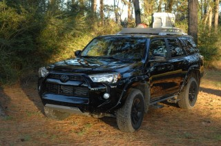 TForce 4Runner. Photo courtesy of Toyota.